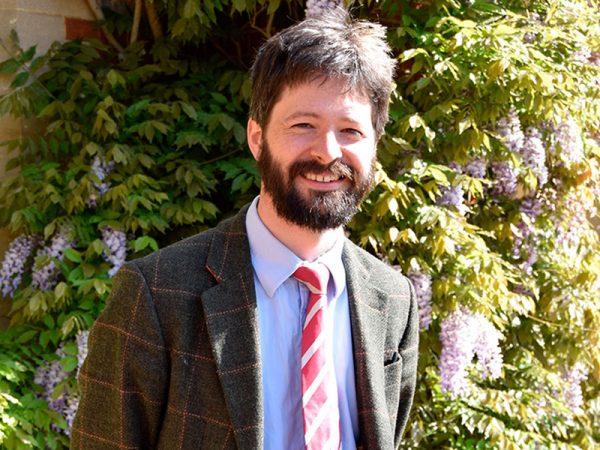 Abingdon School Housemaster: Mr Richard Pygott