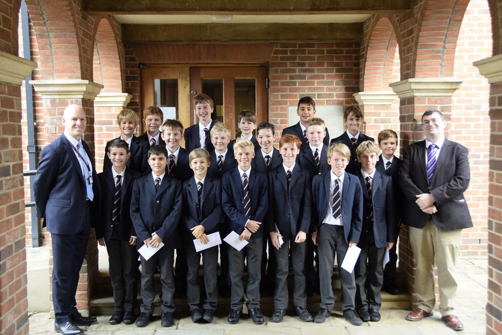 Abingdon School First Year Awards