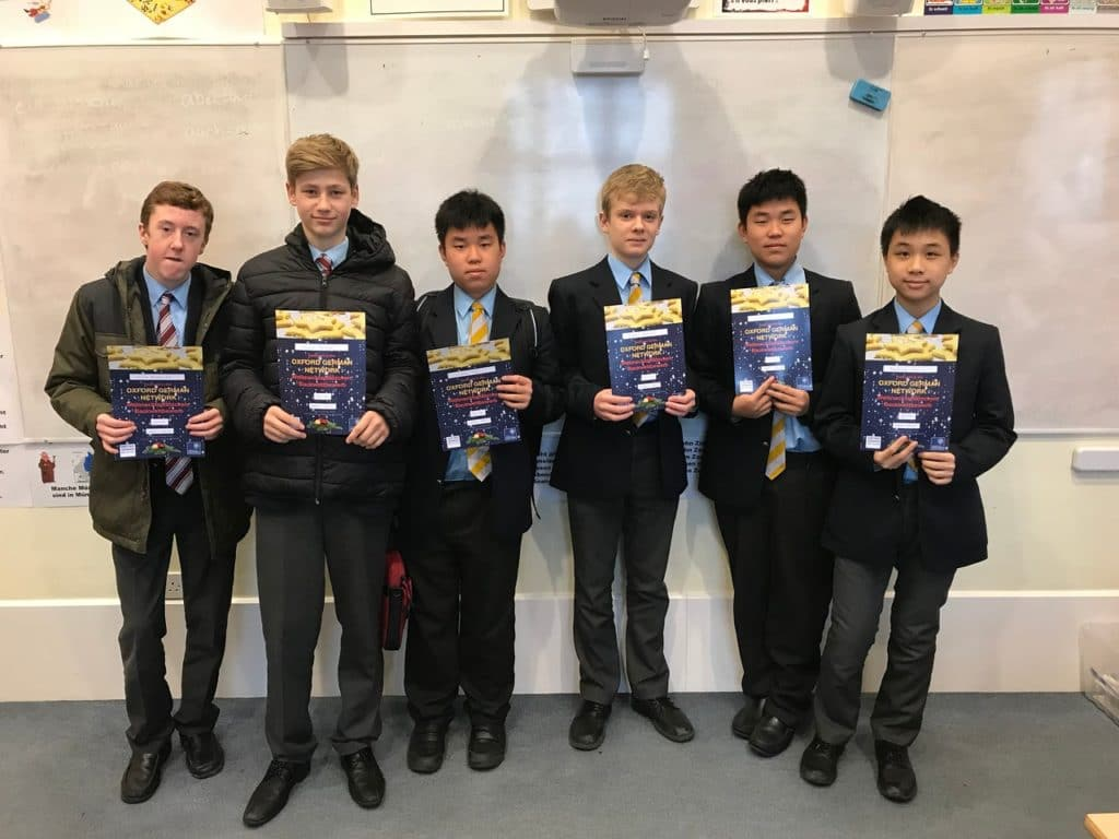 Abingdon School languages lesson