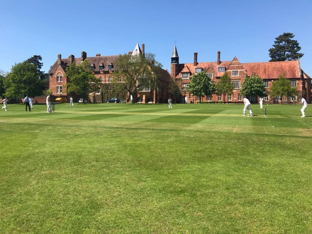 Abingdon School cricket field