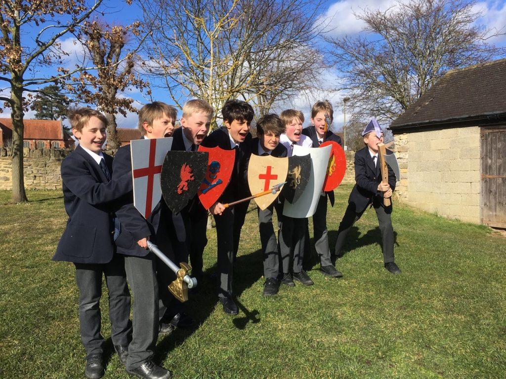 Abingdon School history lesson