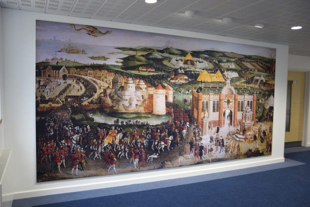 Abingdon School history