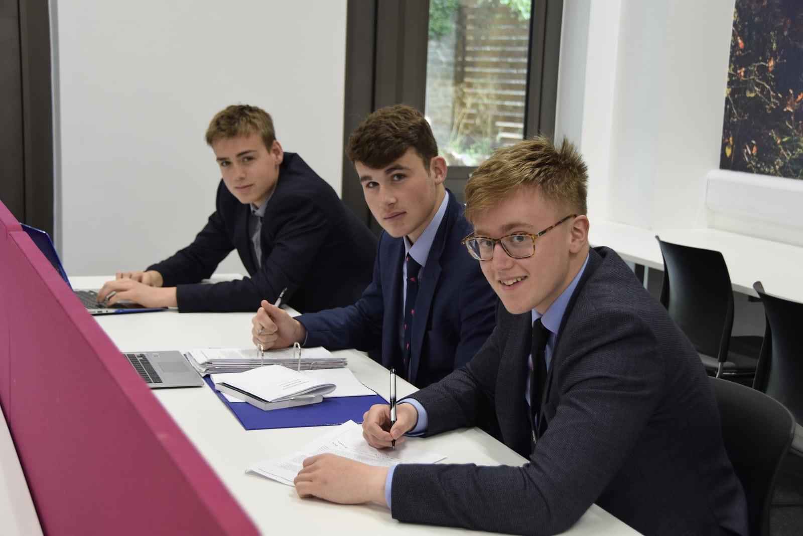 Abingdon School Sixth Form Scholarships