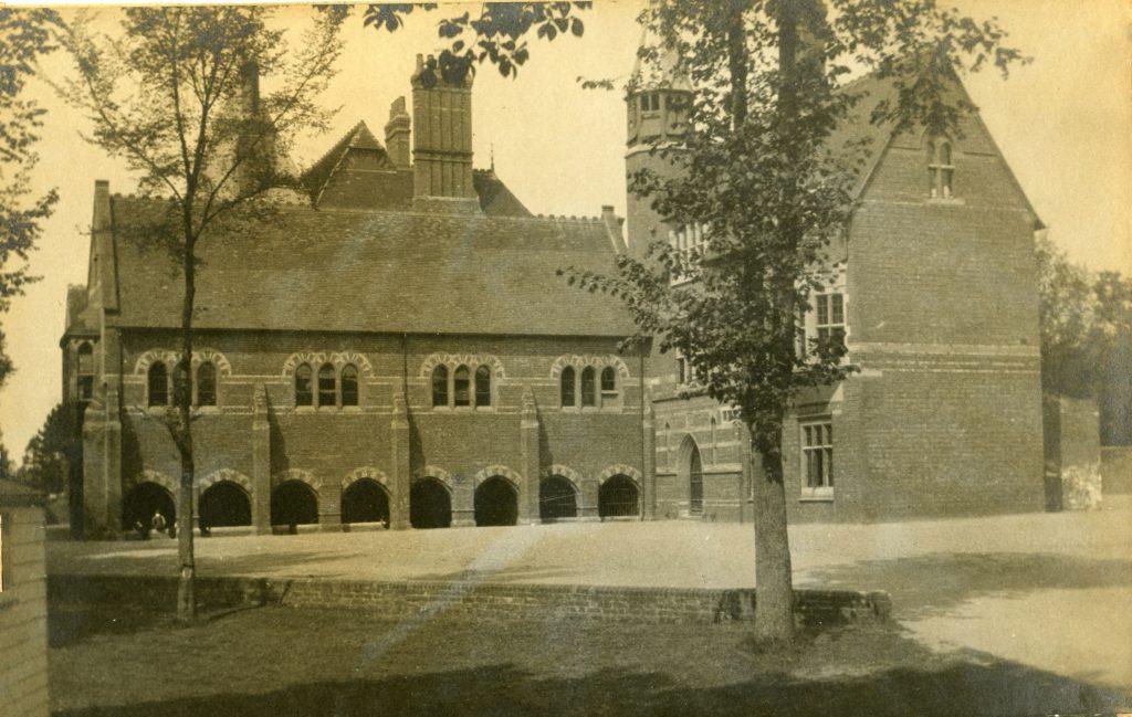 Abingdon School 1900