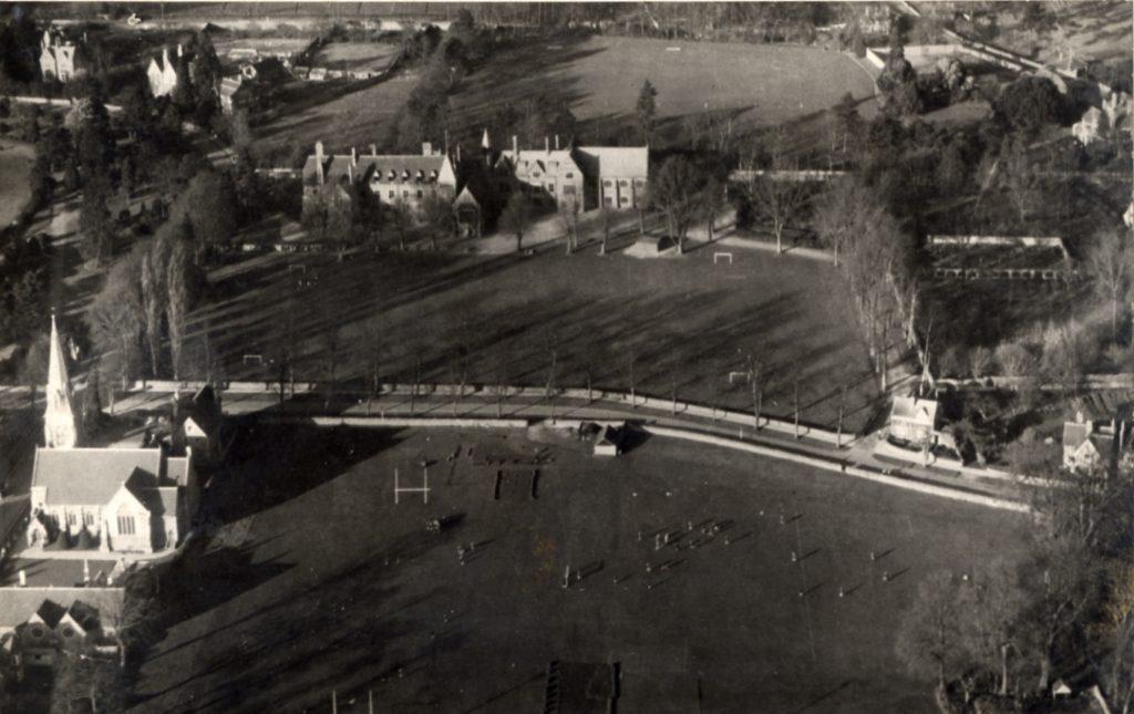 Abingdon School 1938