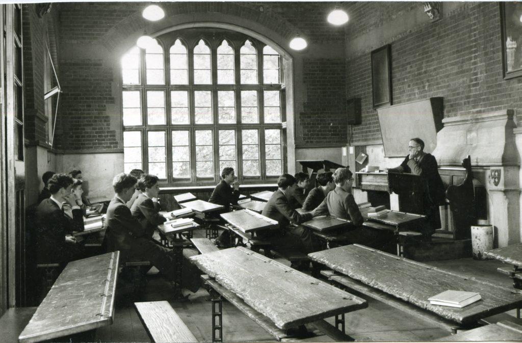 Abingdon School 1947