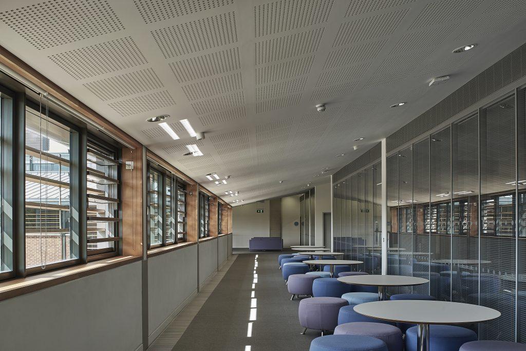 Abingdon School Yang Science Centre