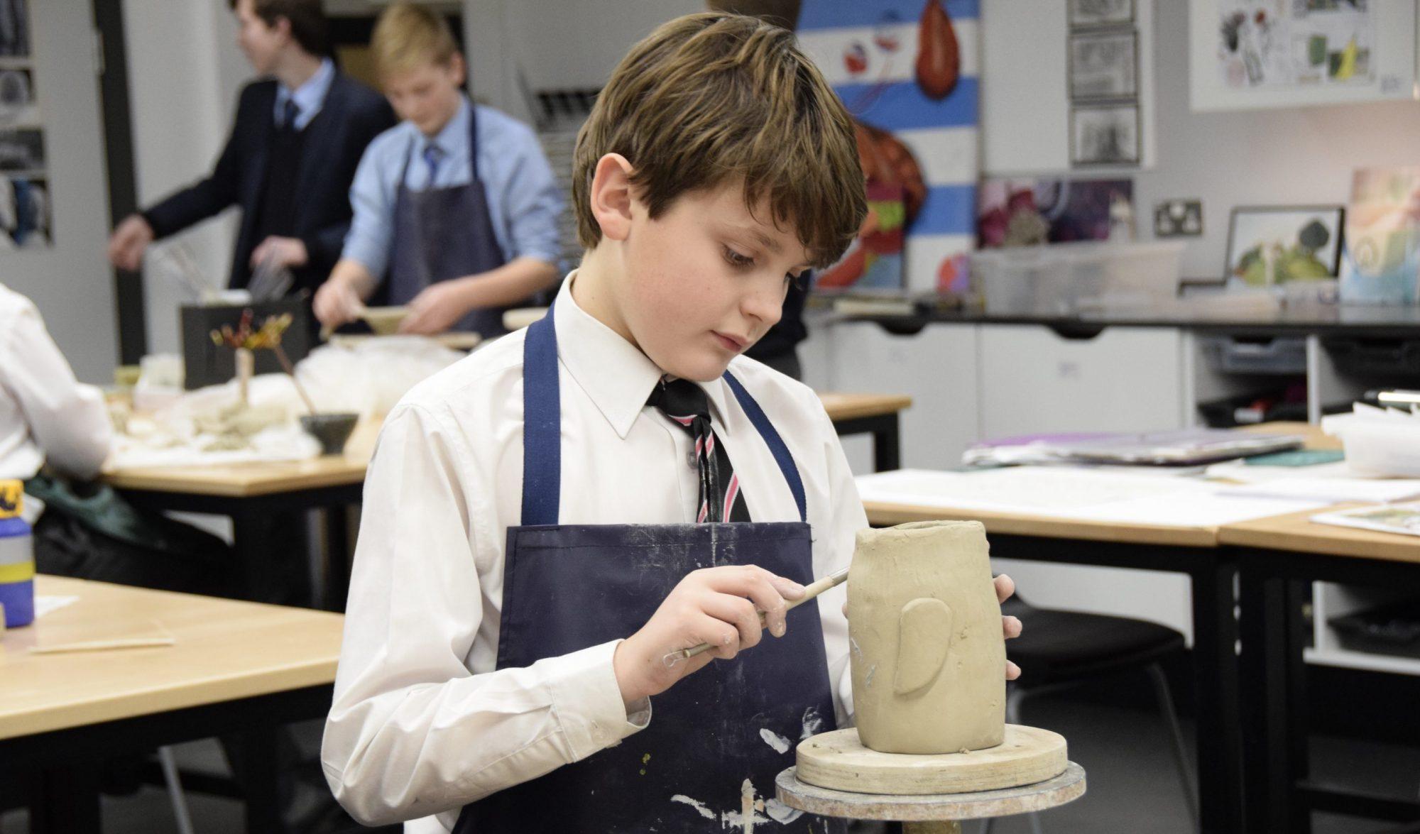 Abingdon School art club