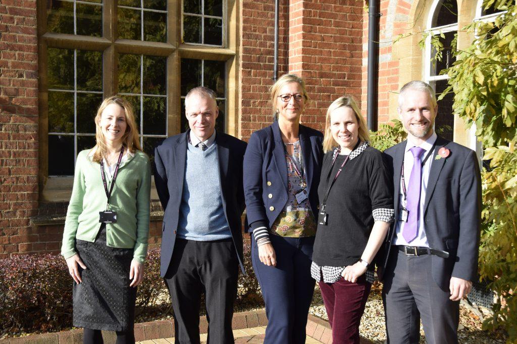 Abingdon School teaching staff
