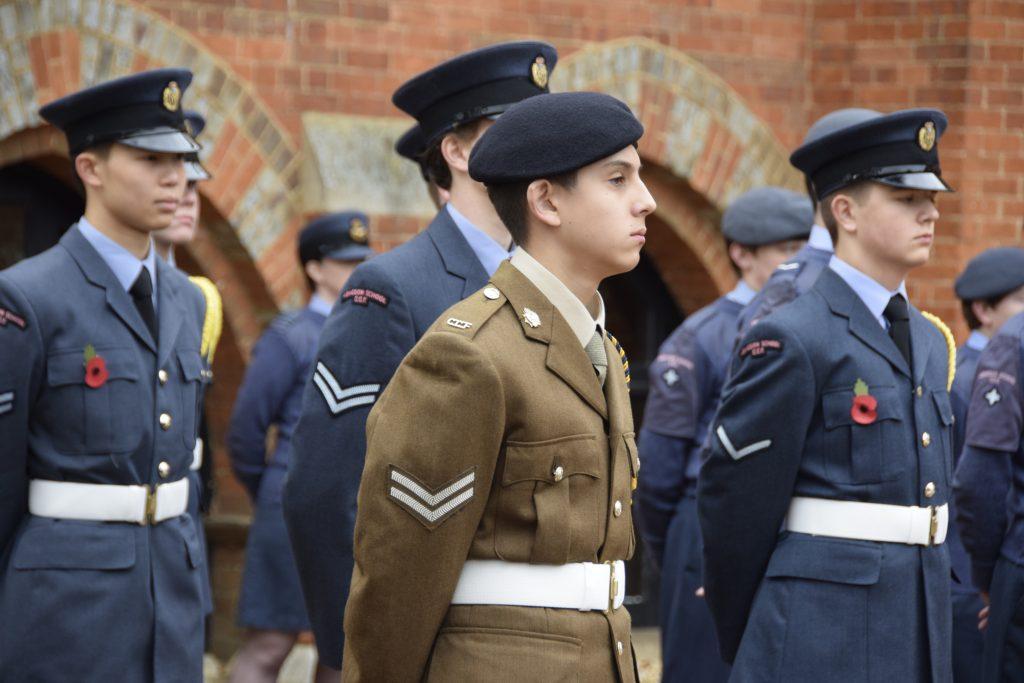Abingdon School Combined Cadet Force
