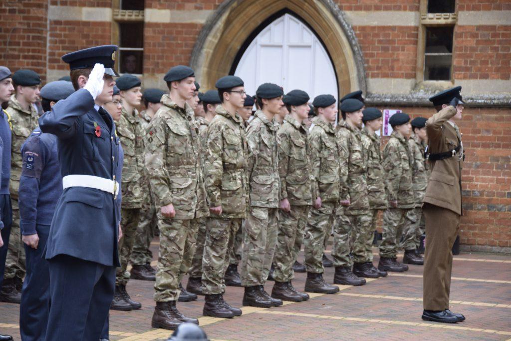 Abingdon School CCF