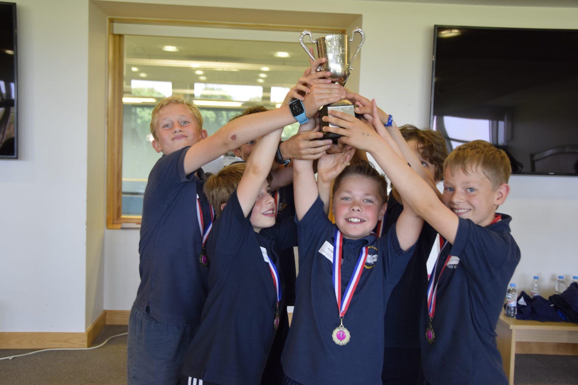 Abingdon School in Partnership sports event