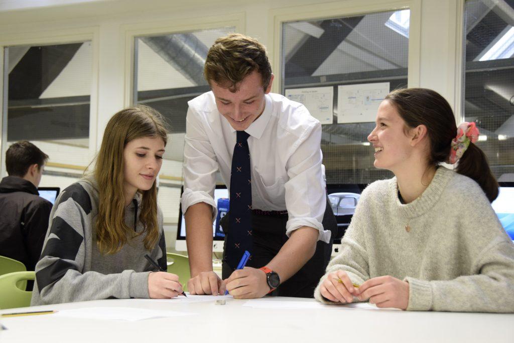 Abingdon School D&T joint lesson