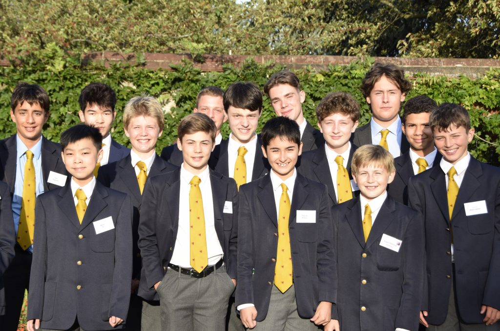 Abingdon School Scholarships