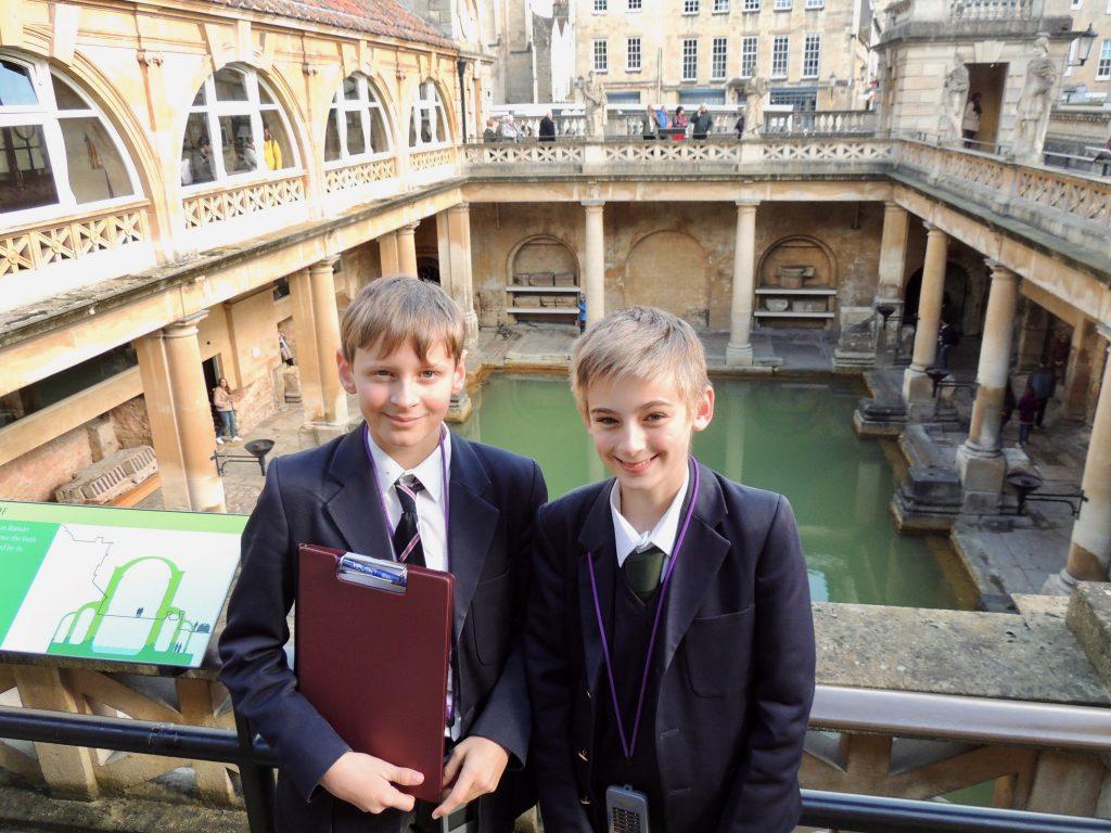 Abingdon School trip