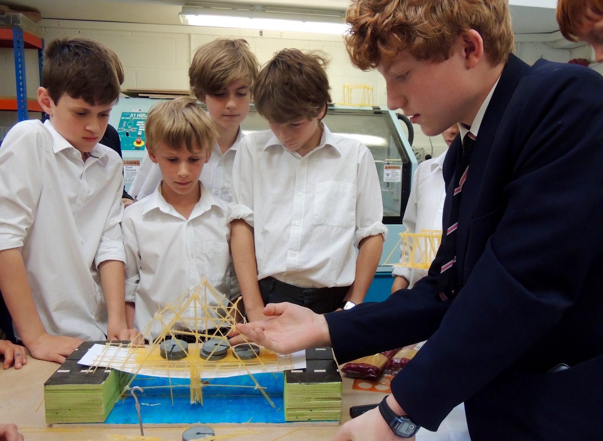 Abingdon School lesson