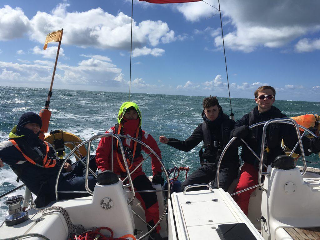 Abingdon School sailing