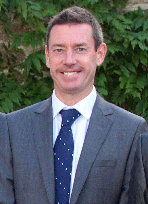 Abingdon School Upper Master: Nick O'Doherty