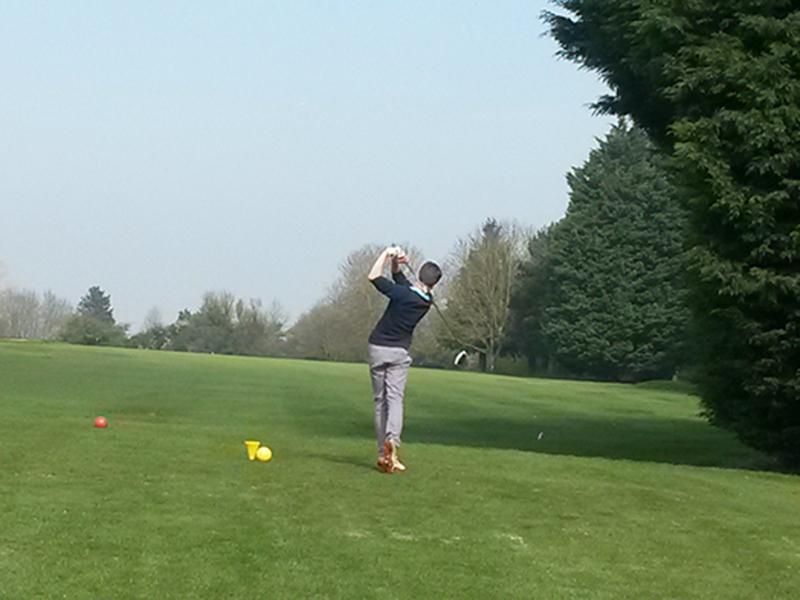 Abingdon School golf club