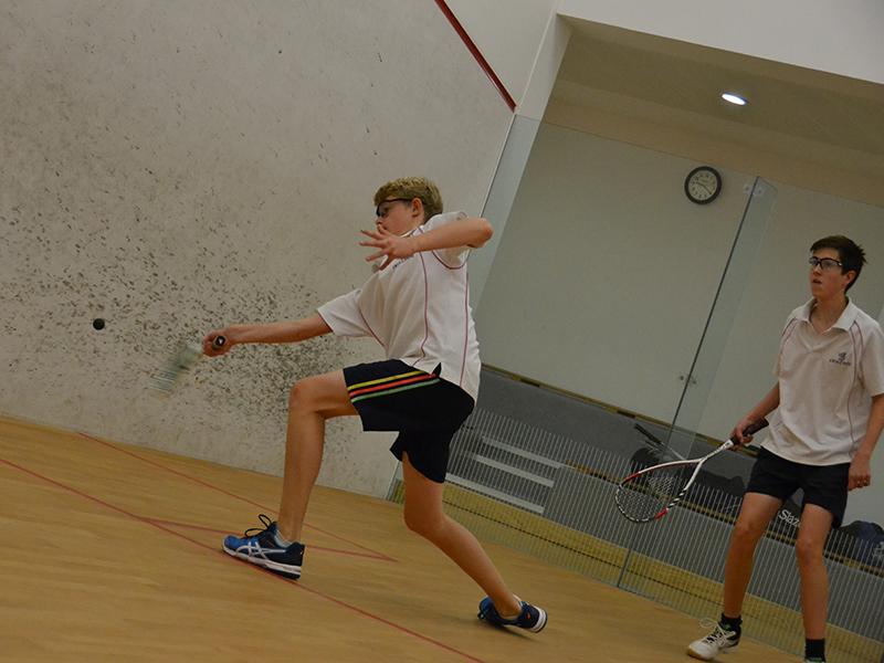 Abingdon School squash