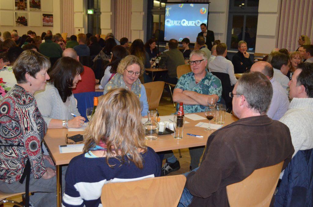 Abingdon School parents' association event