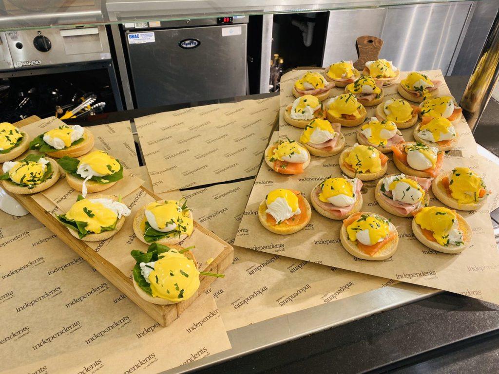 Abingdon School catering