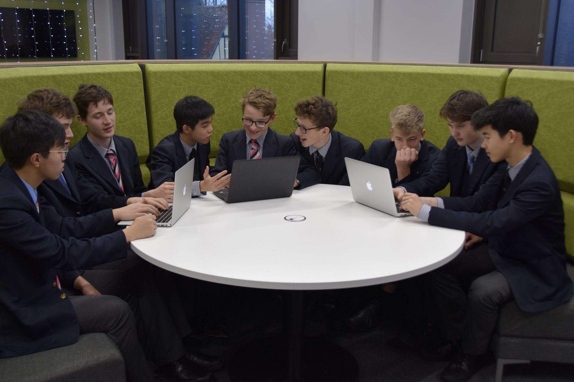 Abingdon School writing club