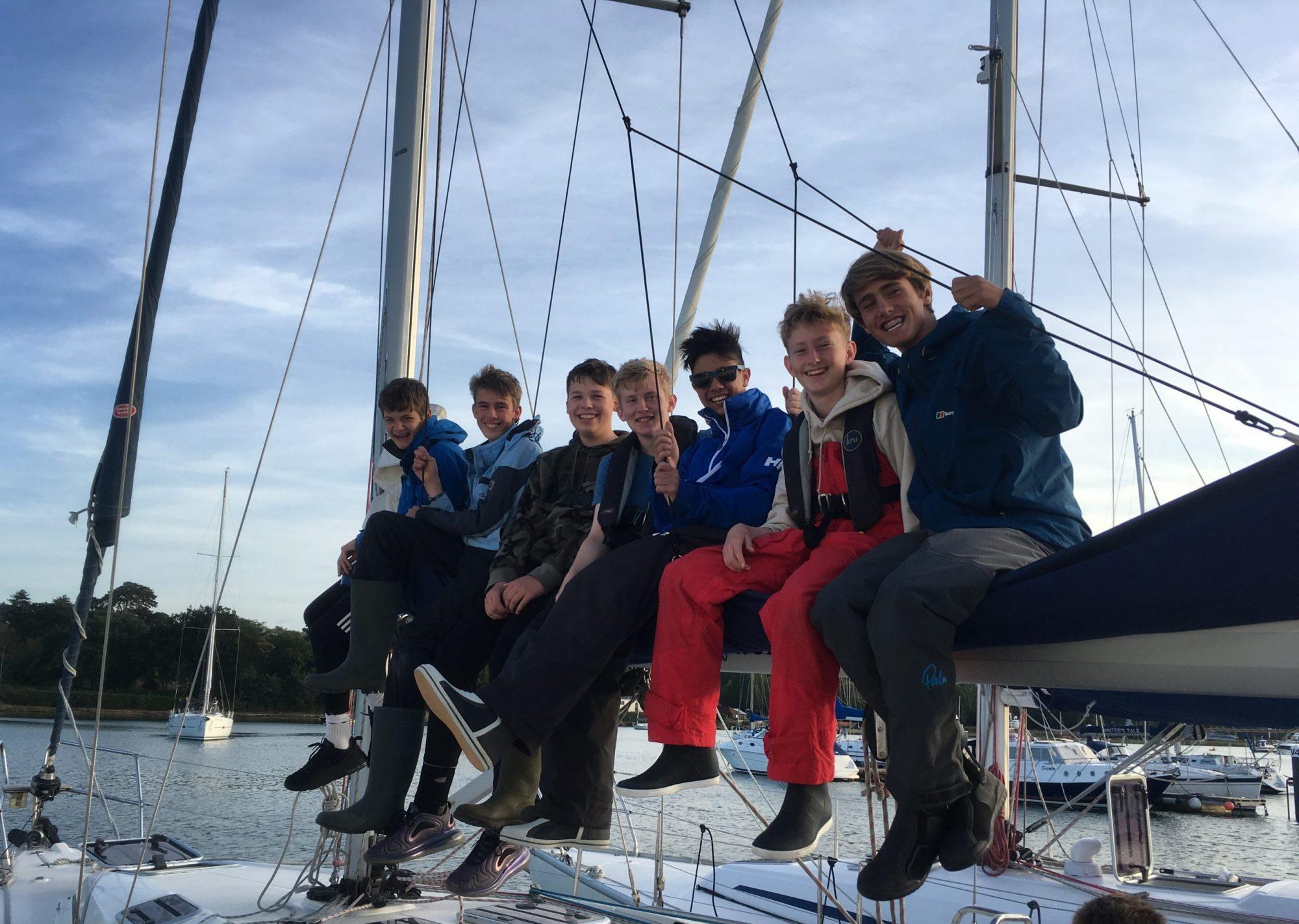 Abingdon School DofE expedition