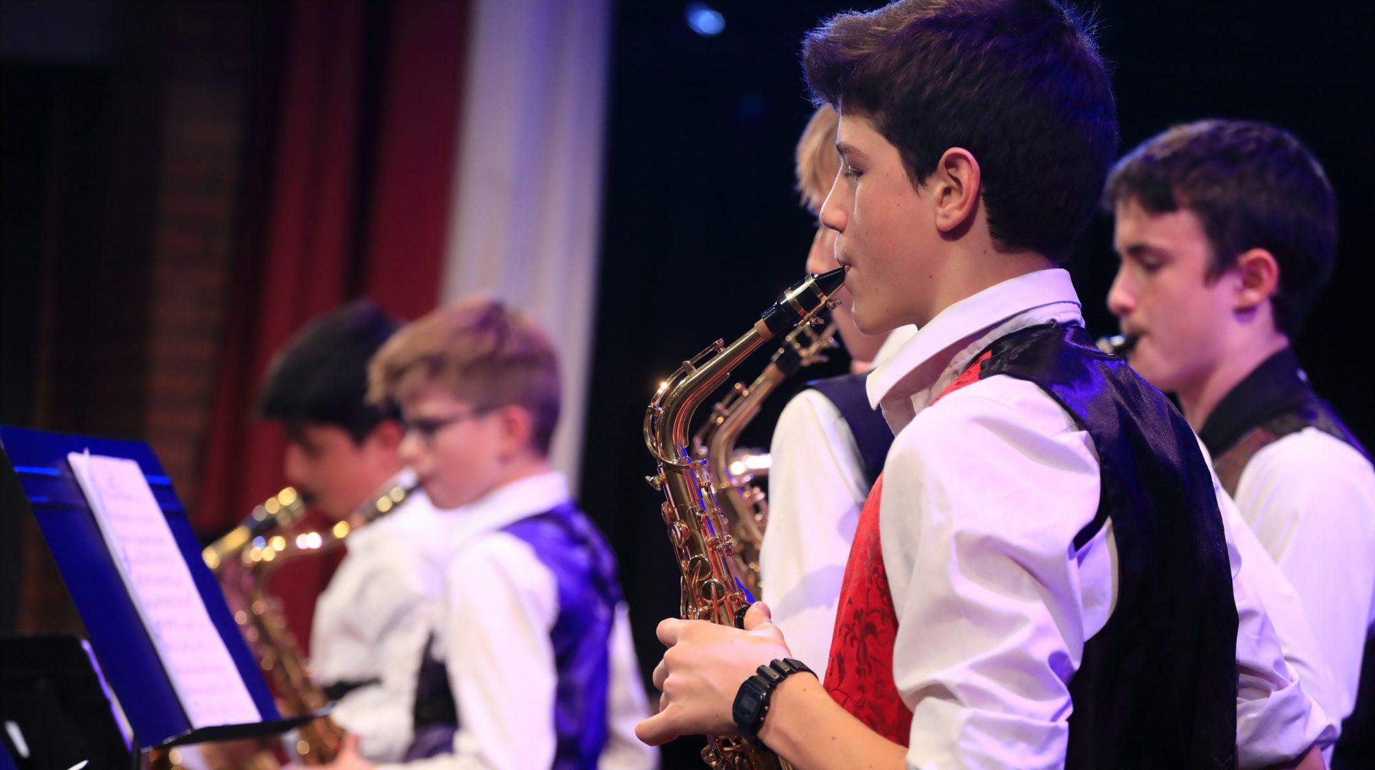 Abingdon School Music Scholarships