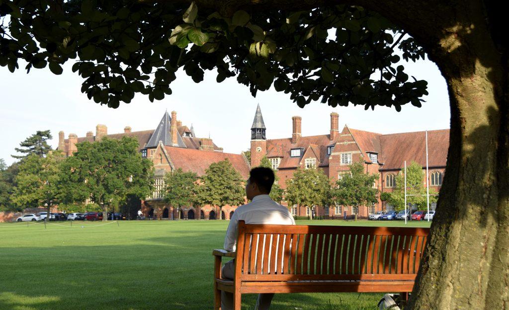Abingdon School, Oxfordshire