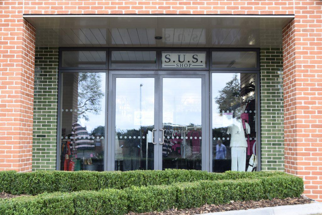 Abingdon School Second-hand Uniform Shop (SUS)