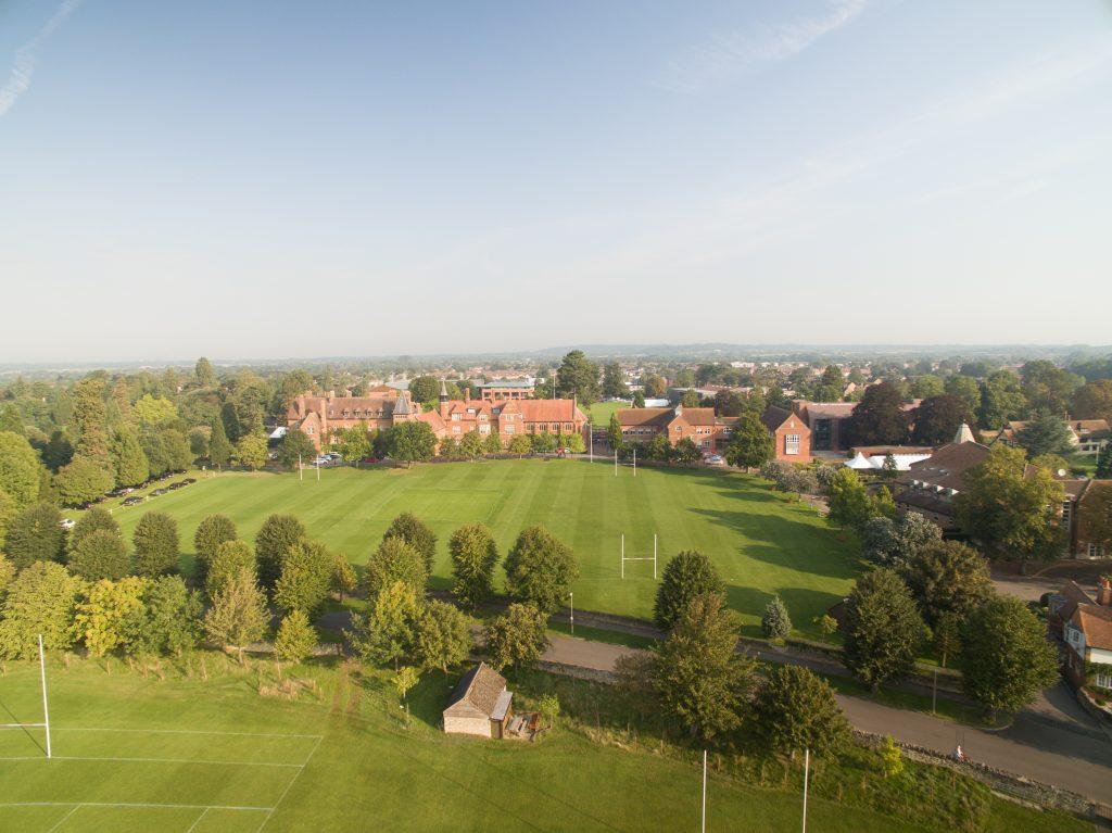 Abingdon School campus