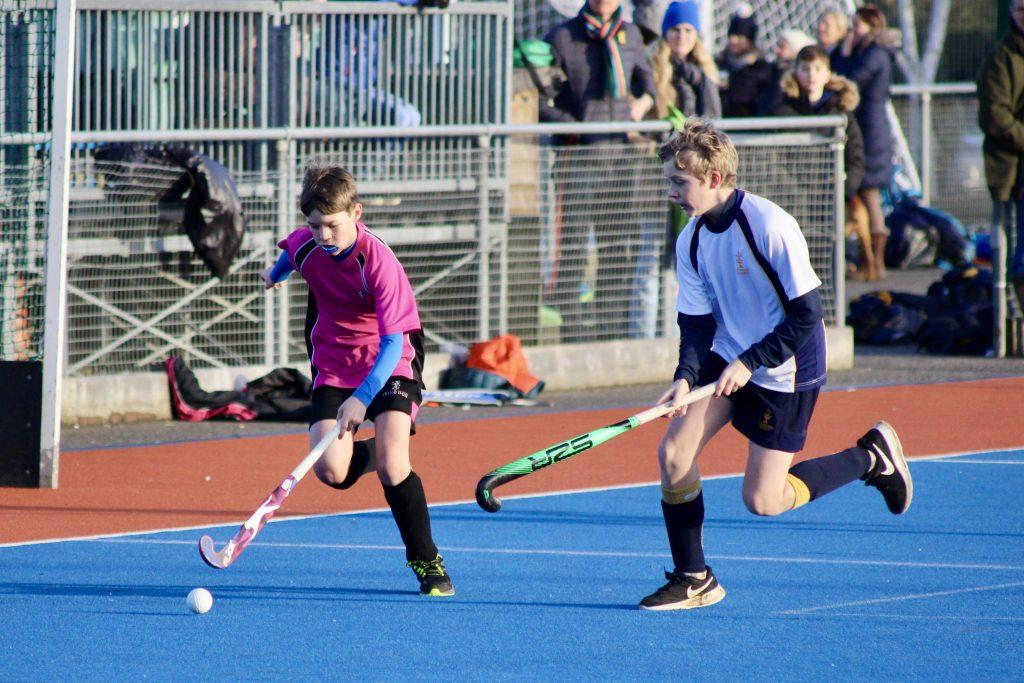 Abingdon School hockey
